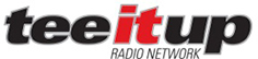 Tee It Up Radio Network Logo