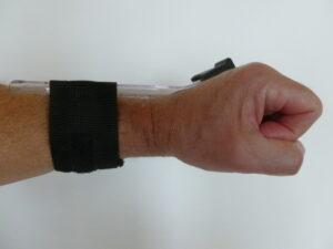 GOLFSTR+ Flat Wrist Backswing Trainer