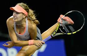 Jeanne Bouchard is a hot 21 year old tennis star on a mission.  She just told herself to win and did it.