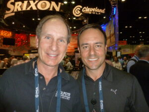 Will Curry met Martin Chuck at the PGA Show 2015.  He is another great inspiration for our blogs.
