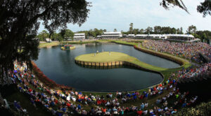 TPC Sawgrass was an amazing event where there was no room for a SCORE KILLER, especially on the 17th.