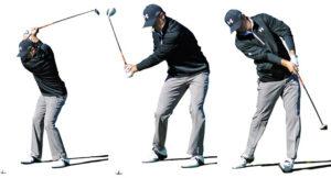 Jordon Spieth swing