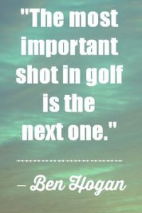 Ben Hogan Food for Thought